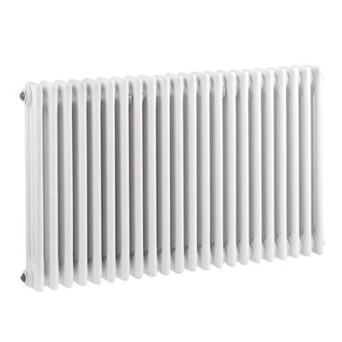 Hudson Reed Colosseum Triple Column Traditional Radiator - 600mm x 1011mm